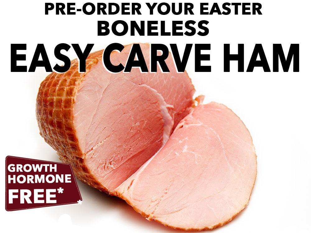 CC Easy carve ham